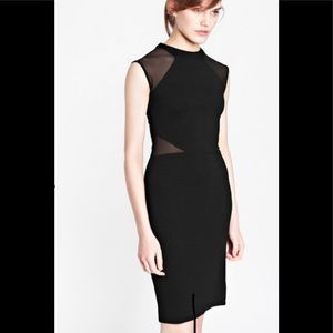NWT French Connection Viven Mesh Panel, Size 12